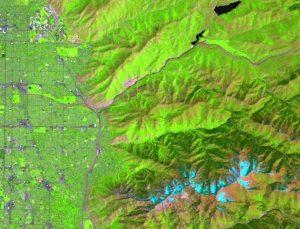Ứng dụng ảnh viễn thám và dữ liệu GIS trong quản lý rừng