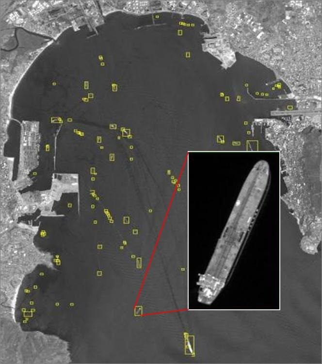 ứng dụng ảnh viễn thám trong tìm kiếm cứu nạn hàng hải