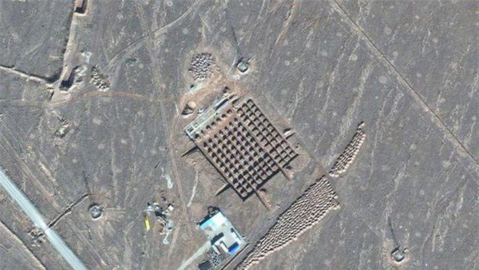 Ảnh vệ tinh: Iran có hành động bất thường tại cơ sở hạt nhân
