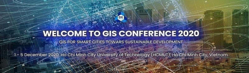 Hội thảo ứng dụng GIS toàn quốc 2020
