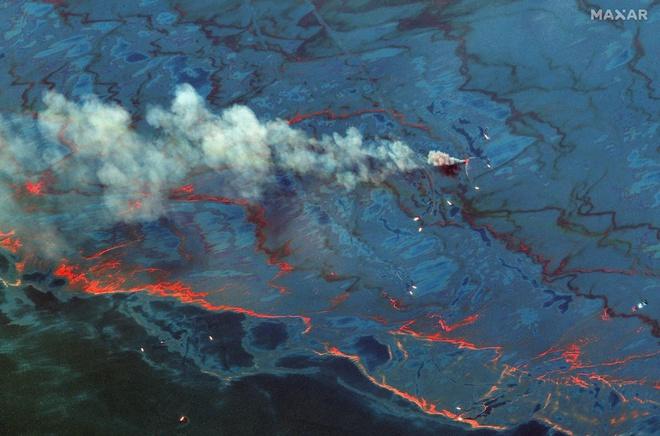 Những khoảnh khắc từ ảnh vệ tinh gây ấn tượng trong thập kỷ qua
