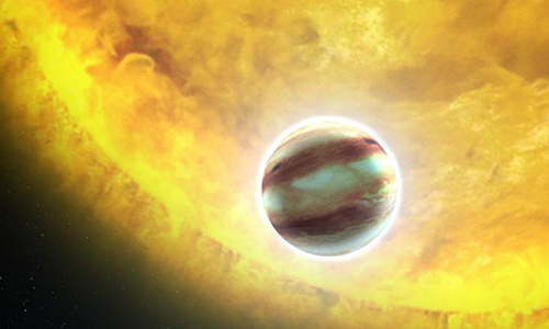 Hành tinh bong bóng một năm chỉ bằng 4,4 ngày trên Trái Đất