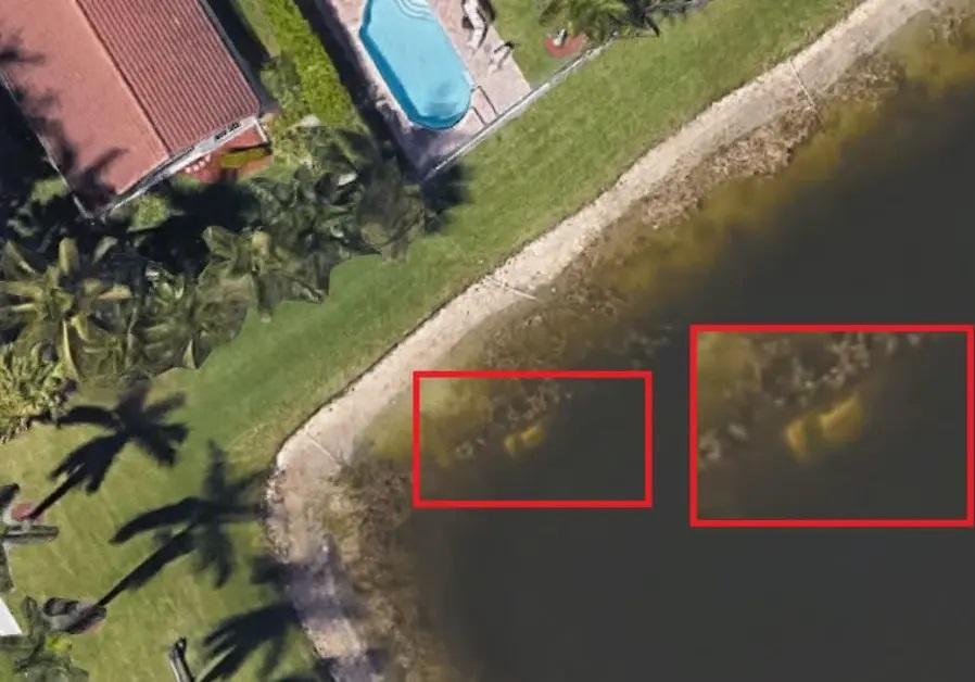 Ảnh vệ tinh trên Google Maps phát hiện thi thể mất tích 22 năm dưới hồ