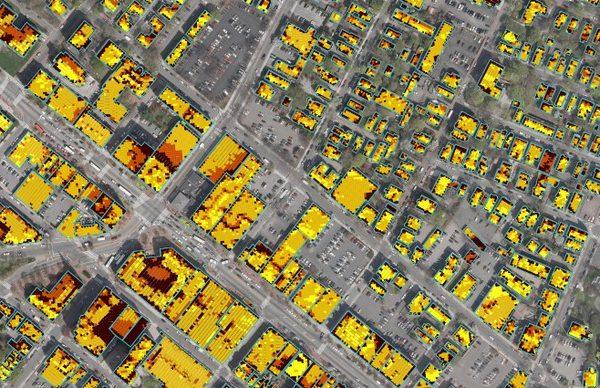 Công nghệ địa không gian trong phát triển năng lượng mặt trời