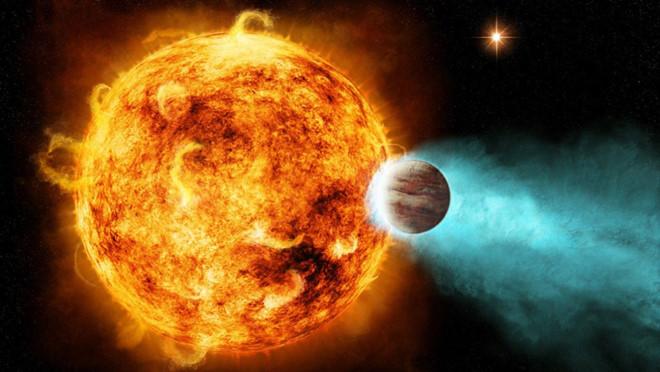 Phát hiện 'Hải vương tinh siêu nóng' đầu tiên