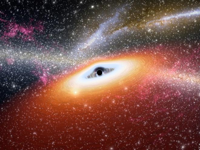 10 Sự thật đáng về sợ hố đen trong vũ trụ nuốt chửng các ngôi sao khác
