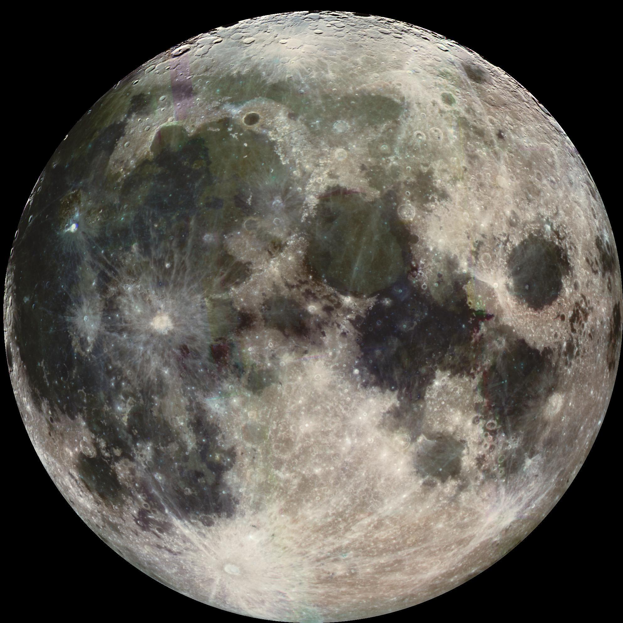 Mặt Trăng và những điều thú vị ít ai biết về