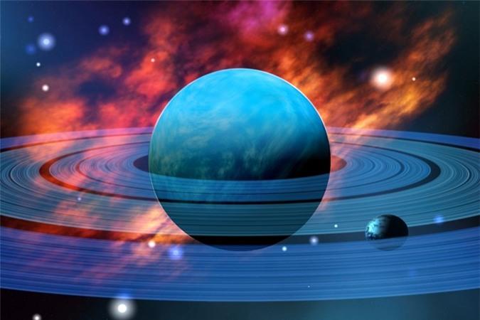 Sao hải vương trong hệ mặt trời và cấu tạo như thế nào
