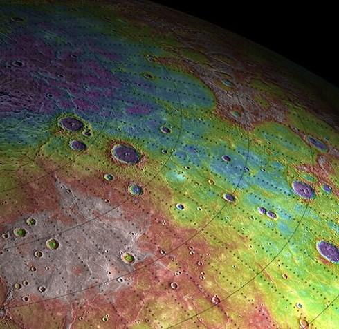 Sao Thủy trong hệ mặt trời và cấu tạo hình dáng của hành tinh này
