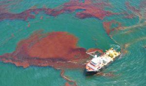 Ứng dụng ảnh viễn thám trong xử lý ô nhiễm dầu trên biển