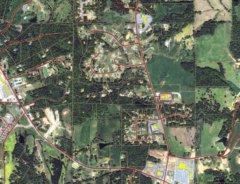 Ứng dụng gis trong quản lý đất đai, tài nguyên môi trường