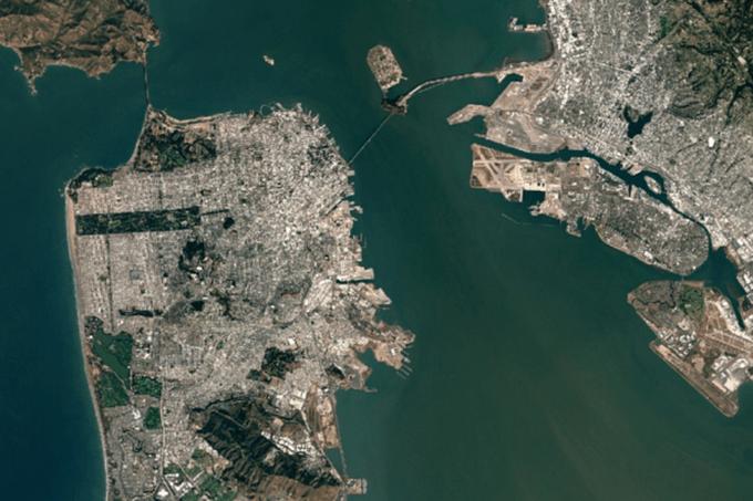 ứng dụng ảnh viễn thám trong giám sát biến đổi khí hậu